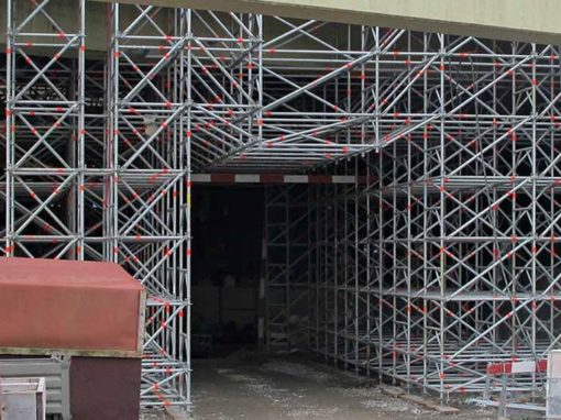Advanced scaffolds